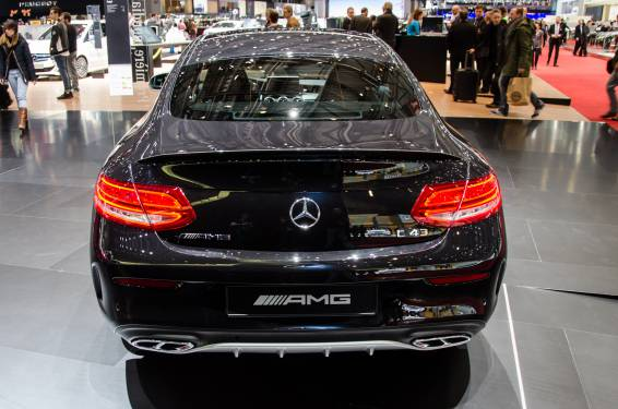 AMG C Coupe