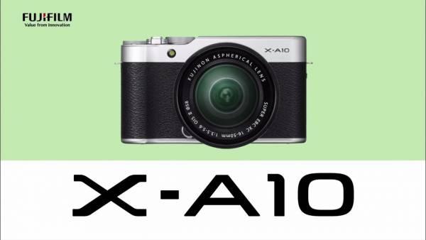 Fujifilm X A