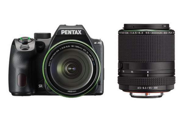 Pentax K