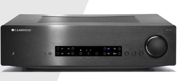amplifier Cambridge CXA80
