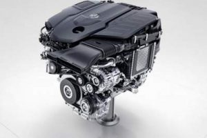 mercedes newengines  th