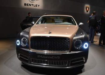 Bentley Mulsanne  thumb