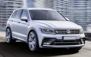 latest Tiguan