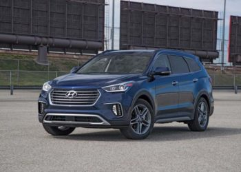 Hyundai Santa Fe Limited Ultimate FWD