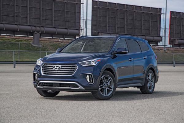 Hyundai Santa Fe Limited Ultimate FWD