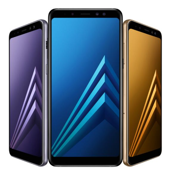 Samsung Galaxy A8(2018)& Galaxy A8+(2018)release date,price,specifications