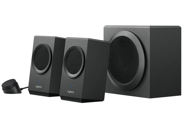Logitech Z337 Bluetooth speakers-Amazing sound quality for a solid price
