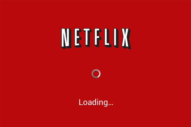netflix loading streaming issues