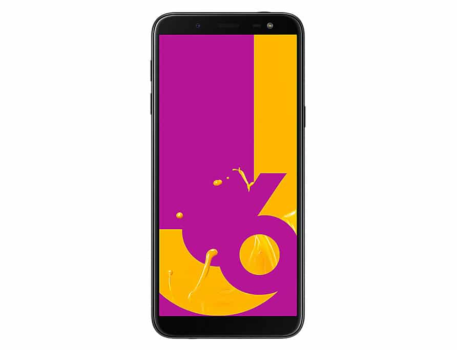 Samsung Galaxy J6 performance & specifications
