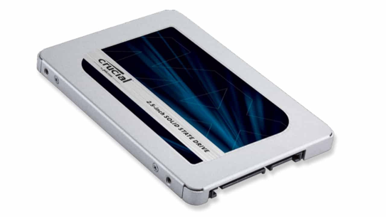crucial SSDs