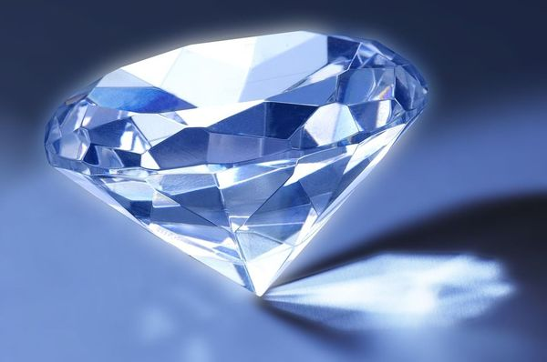 Scientists solve mystery of rare blue diamonds