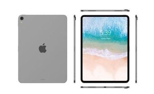 iPad Pro 2018 – Great design,beautiful screen,keyboard