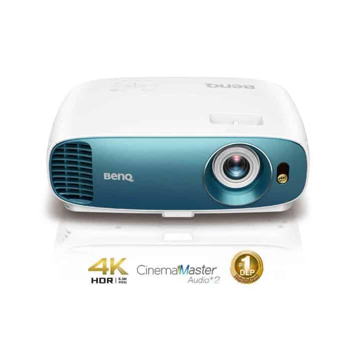 4K UHD HDR DLP Projector