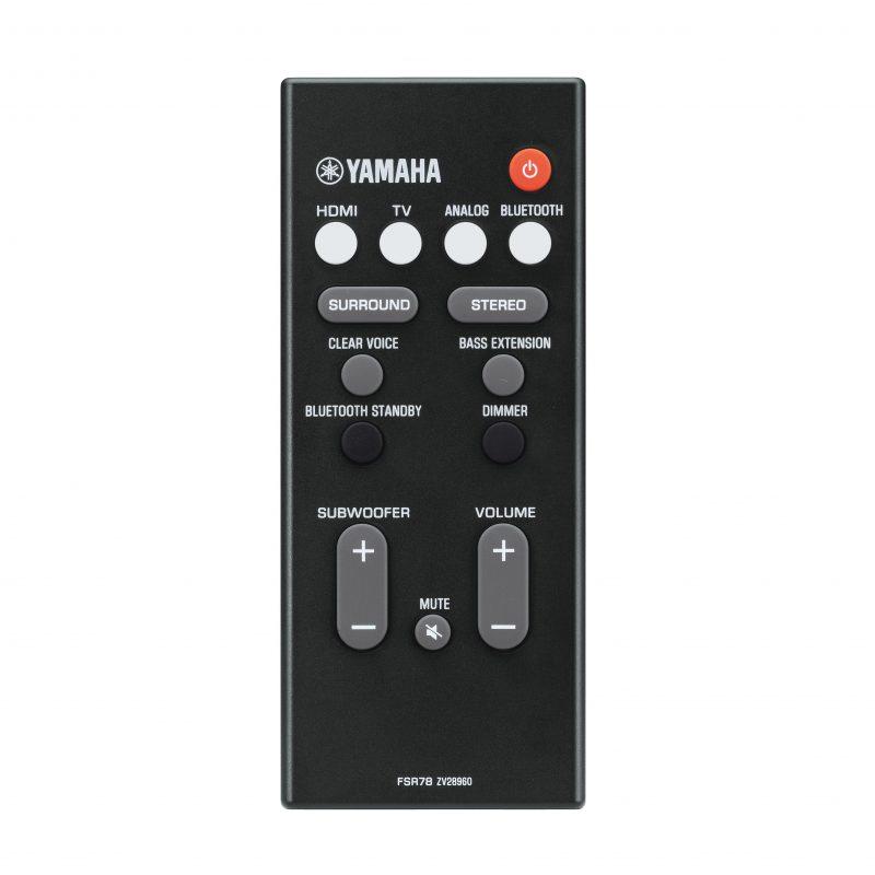 Yamaha YAS-207 Soundbar--