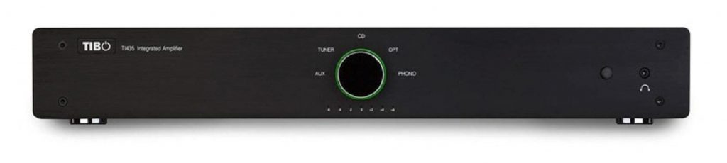 Tibo TI435AMP Stereo Amplifier