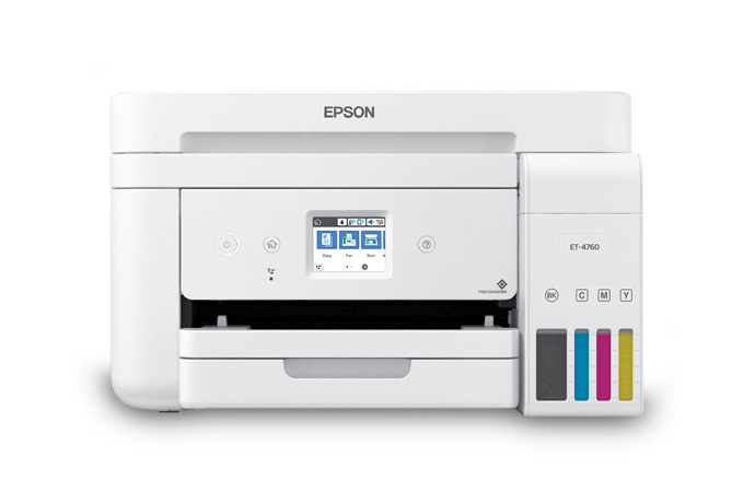 Epson EcoTank ET-4760 Printer