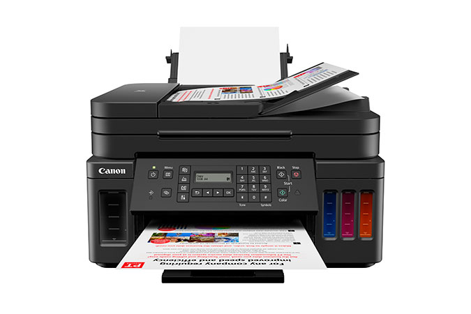 Canon PIXMA G7020 Printer