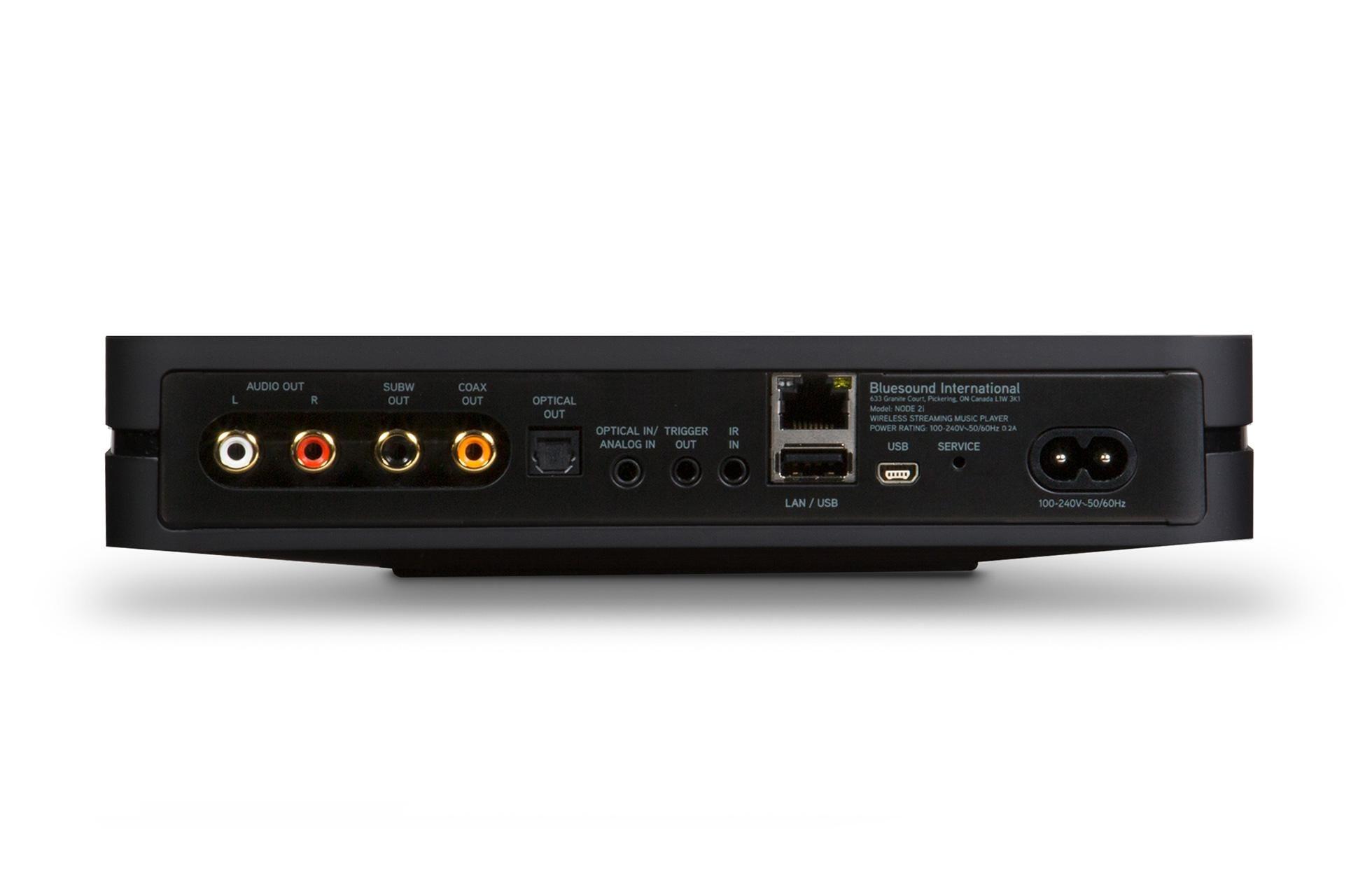 NODE 2i Wireless Multi-Room Hi-Res Music Streamer