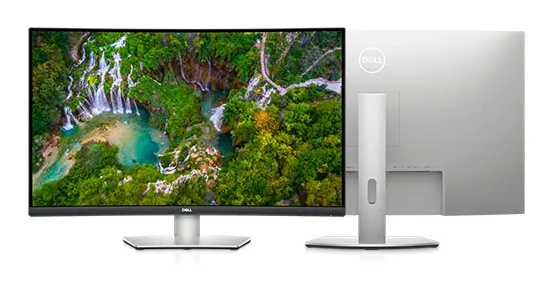 Dell S3221QS Monitor