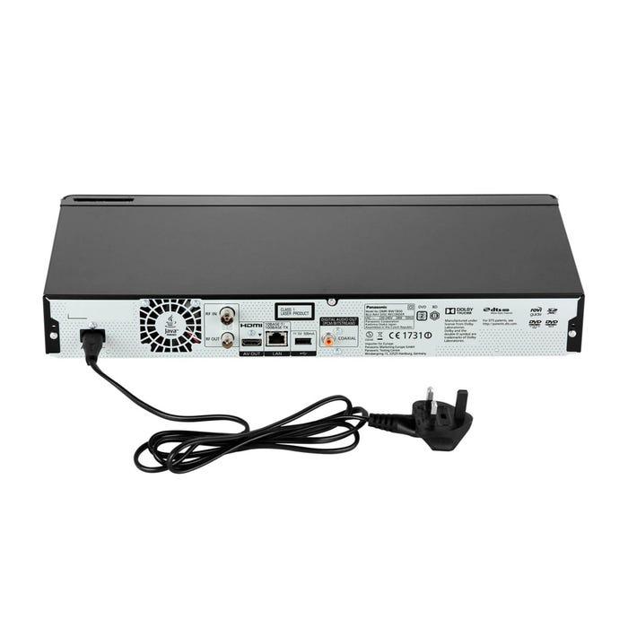 Panasonic DMRBWT850EB (Black) Smart 3D Blu-ray/DVD Recorder