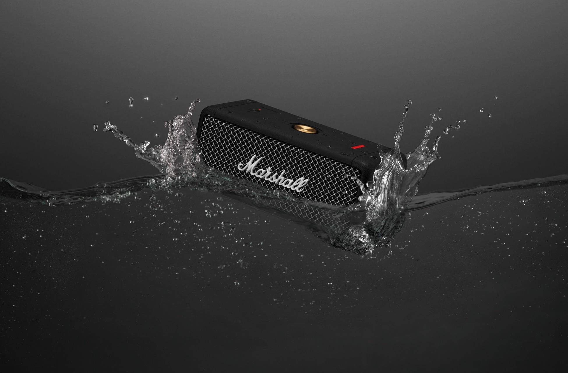 Marshall Emberton Portable Blutooth Speaker