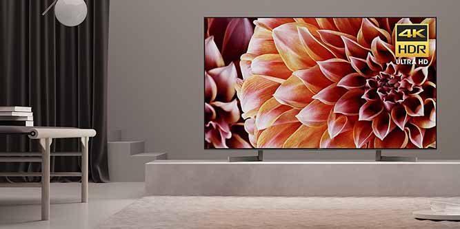 Sony X900F TV