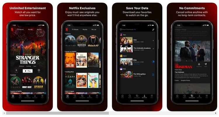 App Store for iPhone, iPad, and Apple TV