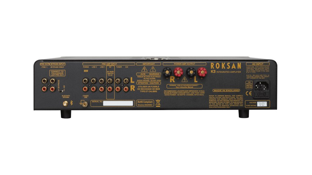 Roksan K3 Power Amp