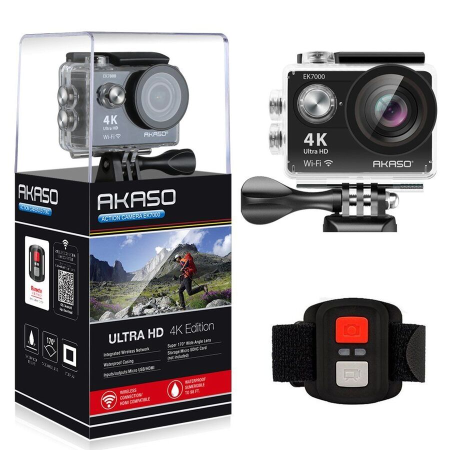 Akaso EK7000 camera