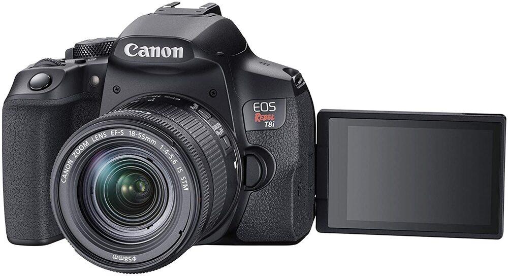 Canon EOS Rebel T8i-