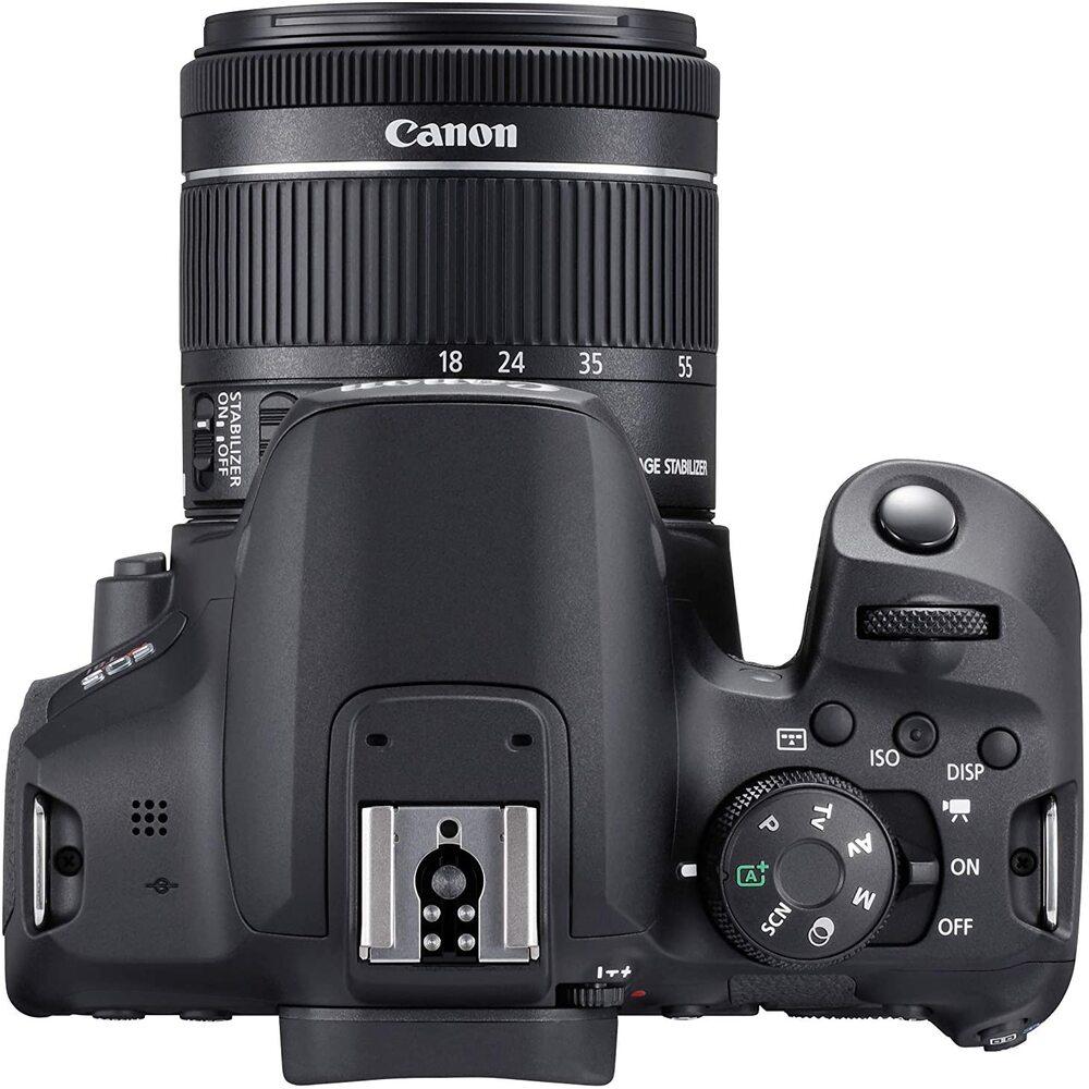 Canon Rebel T8i DSLR camera