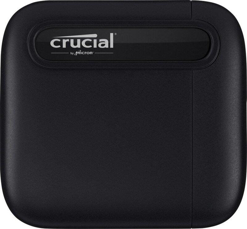 Crucial X6 4TB Portable SSD