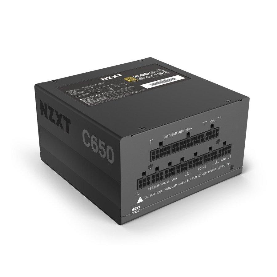 NZXT C650