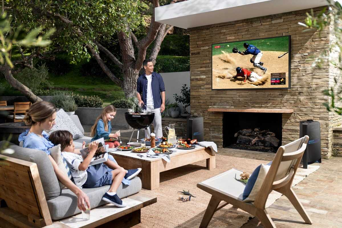 Samsung The Terrace QE75LST7TC