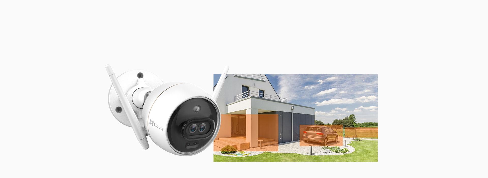 EZViz C3X security camera
