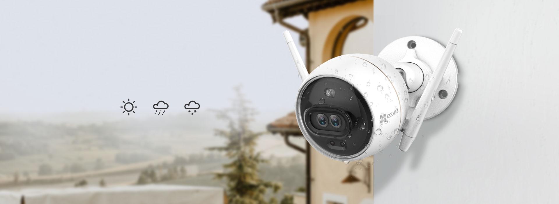 security EZViz C3X