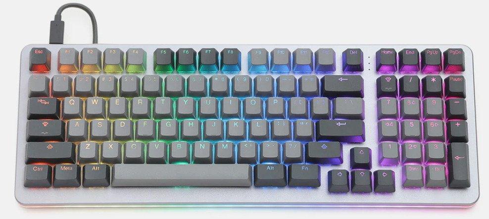 Drop SHIFT keyboard