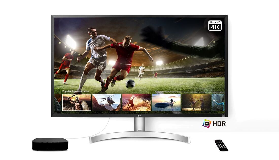 LG 32UL500-W PC monitor