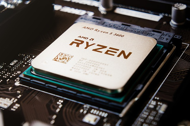 Ryzen 5000G processors with integrated graphics