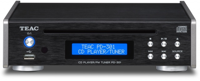 Teac PD-301 CD Player