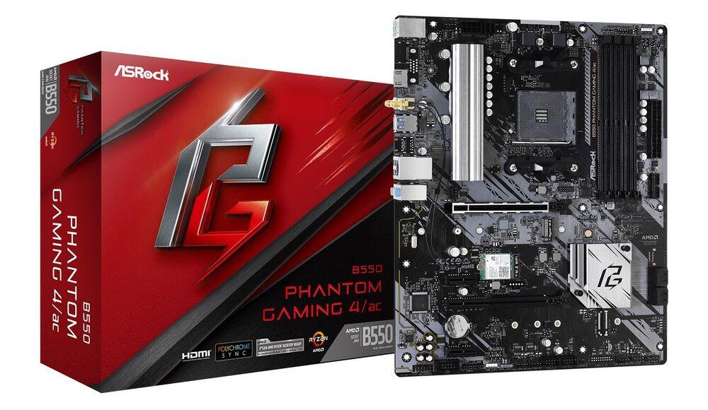 B550 Phantom Gaming 4ac