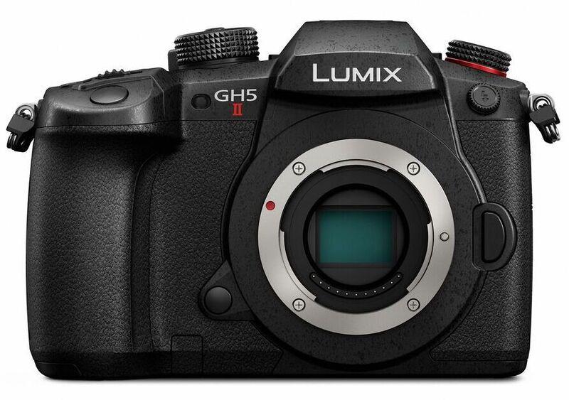 GH5 M2 camera