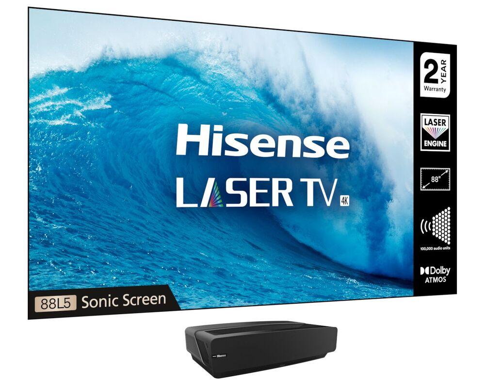 Hisense 88l5vgtuk Laser TV