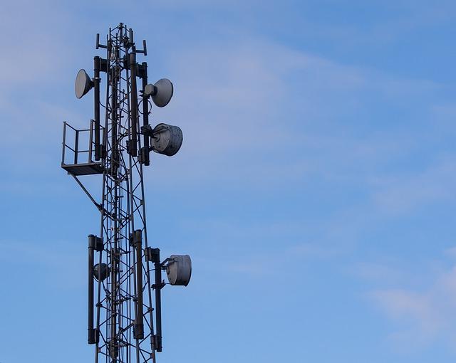 communication-tower